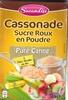 Cassonade Sucre roux en poudre - Produit
