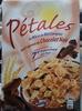 Pétales de riz et de blé complet aux copeaux de chocolat noir - Product