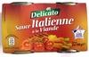 Sauce Italienne à la viande - Produkt