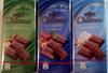 Chocolat au lait noisette ou lait fourré praliné ou lait crème - Product