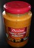 Sauce recette Indienne - Produit