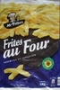Frites au Four, Préfrites et Surgelées - Produit