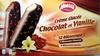 Crème glacée chocolat et vanille - Product