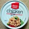 Shredded Chicken Breast - Product