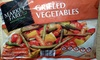Grilled Vegetables - Product
