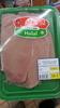 Escalopes de dinde Halal (x 3) extra fines - Producte