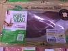 Foie de veau - Produit