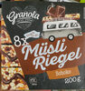 Müsli Riegel Schoko - Product