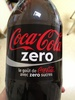 Coca-Cola zéro - Produit