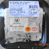 Roquefort, lait cru de brebis - Produit