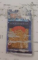 Coquillette , Ean 2901012102226, Coquillettes