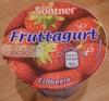 Fruttagurt Erdbeere - Produkt