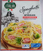 Spaghetti mit Wildlachs - Product