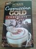 Cappuccino gold chocolate - Prodotto