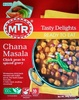 Chana Masala Chick Peas in Spiced Gravy - Product