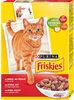 Croquettes pour chat adulte Vitality+, au Boeuf, poulet - Product