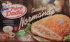 Escalope normande aux champignons jambon de dinde et crème fraîche - Prodotto
