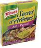Knorr Bouillon Cube Ail Persil 9 Cubes - Produit