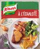 Sauce Echalote - Produit