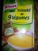 Velouté de neuf légumes - Product