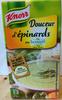 Douceurs d'épinards au boursin - Product