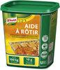 Knorr 123 Aide à rôtir déshydraté 1kg - Product