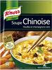 Knorr Soupe Déshydratée Chinoise Nouilles et Champignons Noirs Sachet 69g 2 Portions - Product