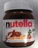 Pâte à tartiner aux noisettes et au cacao - Product
