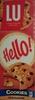 Hello! Cookies Nougatine - Produit