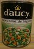 Macédonie de légumes - Product
