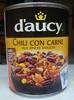 Chili con carne aux épices douces - Product