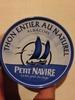 Thon Entier au Naturel Albacore, Petit Navire - 製品
