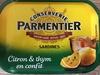Sardines citron & thym en confit - Product