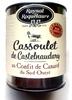 Cassoulet de Castelnaudary au Confit de Canard du Sud-Ouest - Product