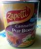 Cannelloni Pur Bœuf (Sauce Napolitaine) - Produkt