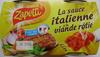 La sauce italienne à la viande rôtie - Produkt