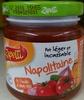 Napolitaine à l'huile d'olive - Product