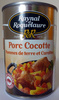 Porc Cocotte, pommes de terre et carottes - Product