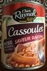 Cassoulet Saveur Bacon - Product