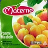 Compote Pomme mirabelle - Product