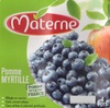 Pomme Myrtille - Produit