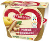 MATERNE Pomme Rhubarbe - Producto