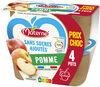 MATERNE SSA Pomme 4x100g Prix choc - Product