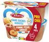 MATERNE SSA Pomme Pêche Abricot 4x100g Prix Choc - Product