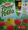 Pom'Potes Pomme fraise - Prodotto