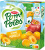 POM'POTES Pomme Mirabelle - Producto