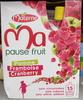 Ma Pause Fruit Pomme Framboise Cranberry - Produit