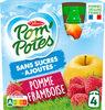 POM'POTES SSA Pomme Framboise - Product