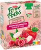 POM'POTES (Sans sucres ajoutés) Recette Bangkok Pomme Framboise touche de Litchi - Product