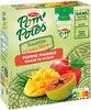 POM'POTES SSA Recette Costa Rica Pomme Mangue touche de Papaye 4x90g - Producto